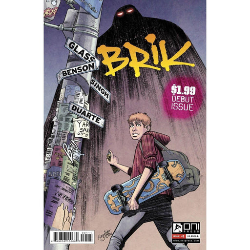 Brik #1 (Of 6)-Georgetown Comics