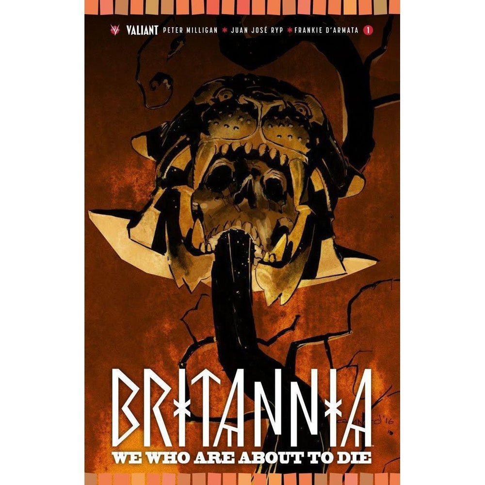 Britannia We Who #1 (Of 4) Cvr A Nord-Georgetown Comics
