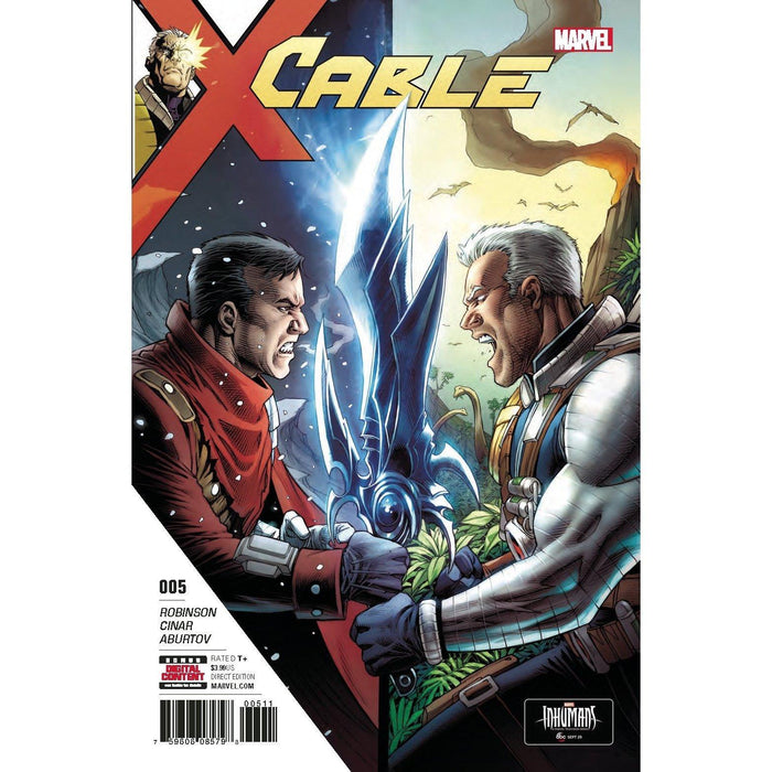 Cable #5-Georgetown Comics