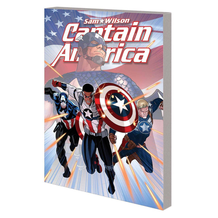 Captain America Sam Wilson TP Vol 02 Standoff-Georgetown Comics
