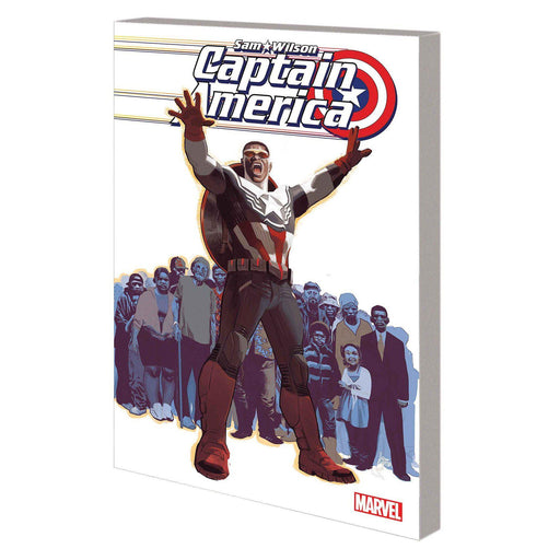 Captain America Sam Wilson TP Vol 05 End Of The Line-Georgetown Comics