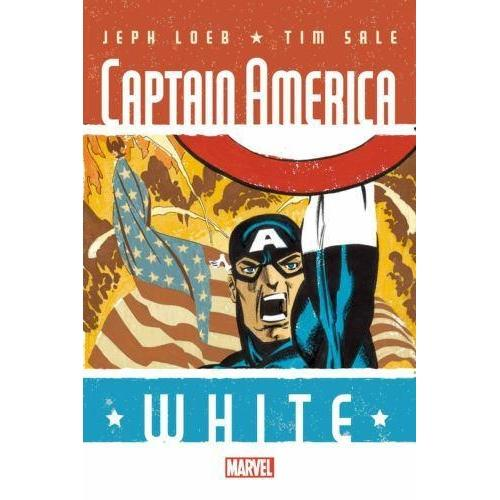 Captain America White #1 (of 5)-Georgetown Comics