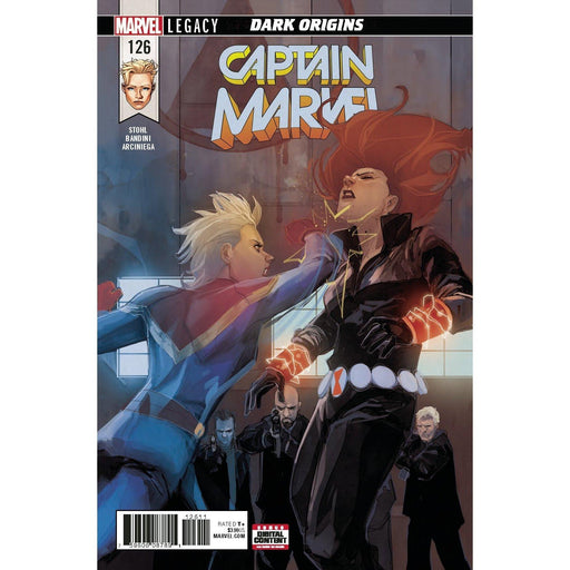 Captain Marvel #126 Legacy-Georgetown Comics