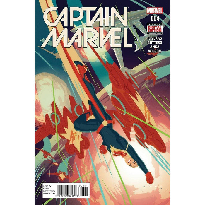 Captain Marvel #4-Georgetown Comics