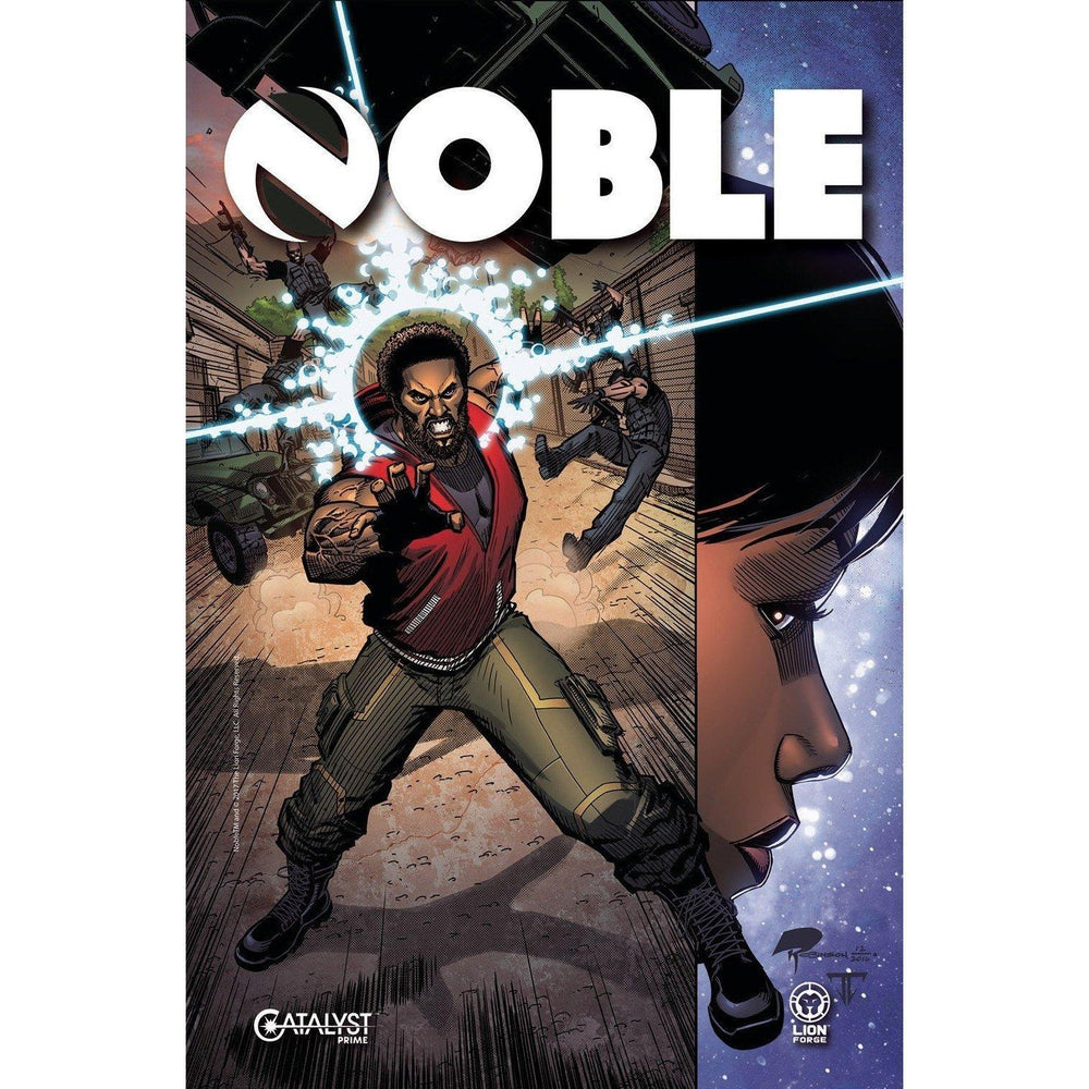 Catalyst Prime Noble #1-Georgetown Comics
