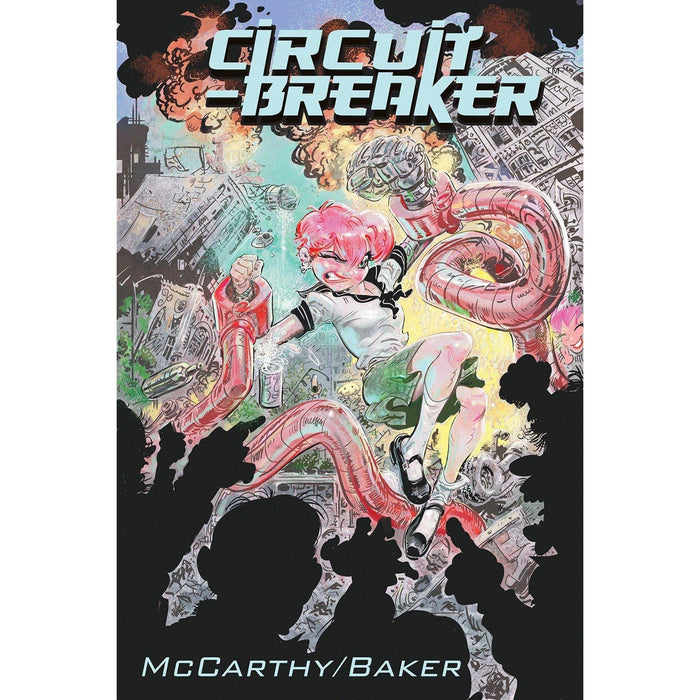 Circuit Breaker #4 (Of 5)-Georgetown Comics