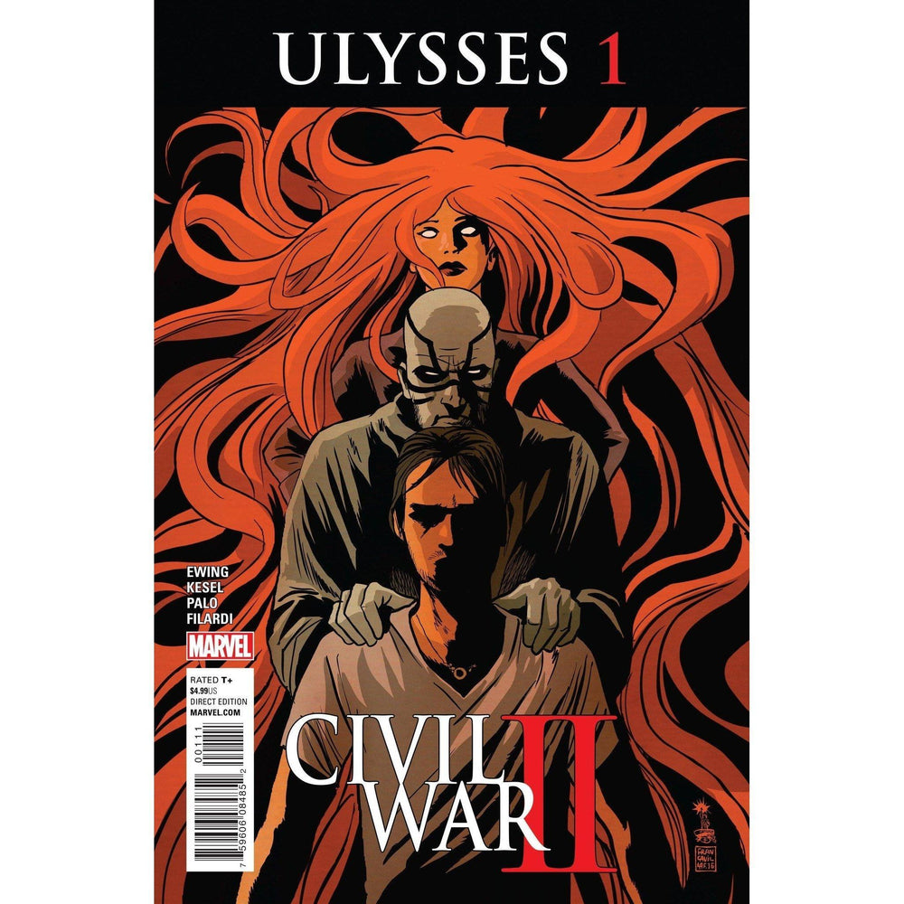 Civil War II Ulysses #1 (Of 3)-Georgetown Comics