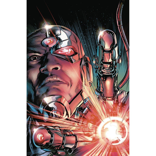 Cyborg TP Vol 01 The Imitation Of Life (Rebirth)-Georgetown Comics