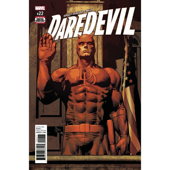 Daredevil #22-Georgetown Comics