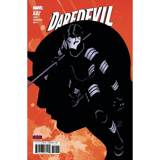 Daredevil #602 Leg-Georgetown Comics