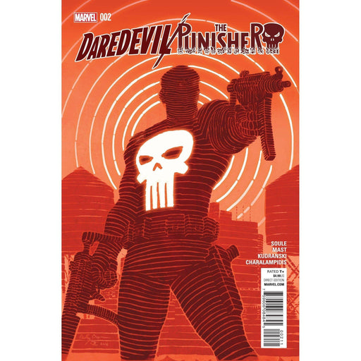 Daredevil Punisher #2 (Of 4)-Georgetown Comics