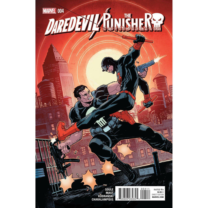 Daredevil Punisher #4 (Of 4)-Georgetown Comics