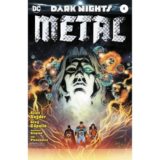 Dark Nights Metal #4 (Of 6)-Georgetown Comics