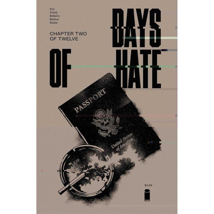 Days Of Hate #2 (Of 12)-Georgetown Comics