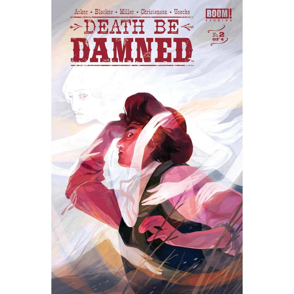Death Be Damned #2-Georgetown Comics
