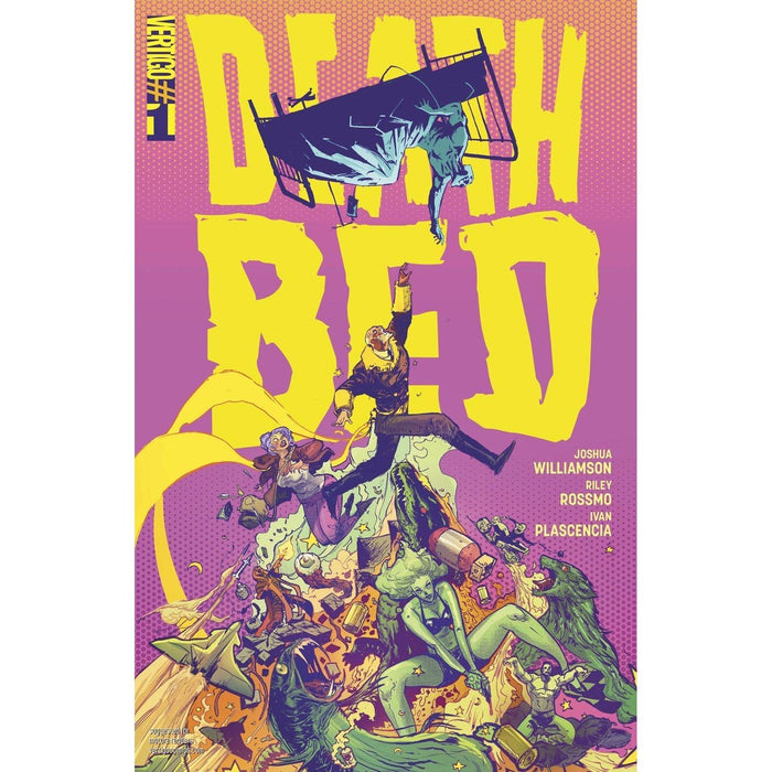 Deathbed #1 (Of 6)-Georgetown Comics
