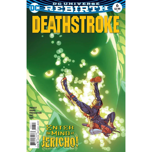 Deathstroke #6-Georgetown Comics