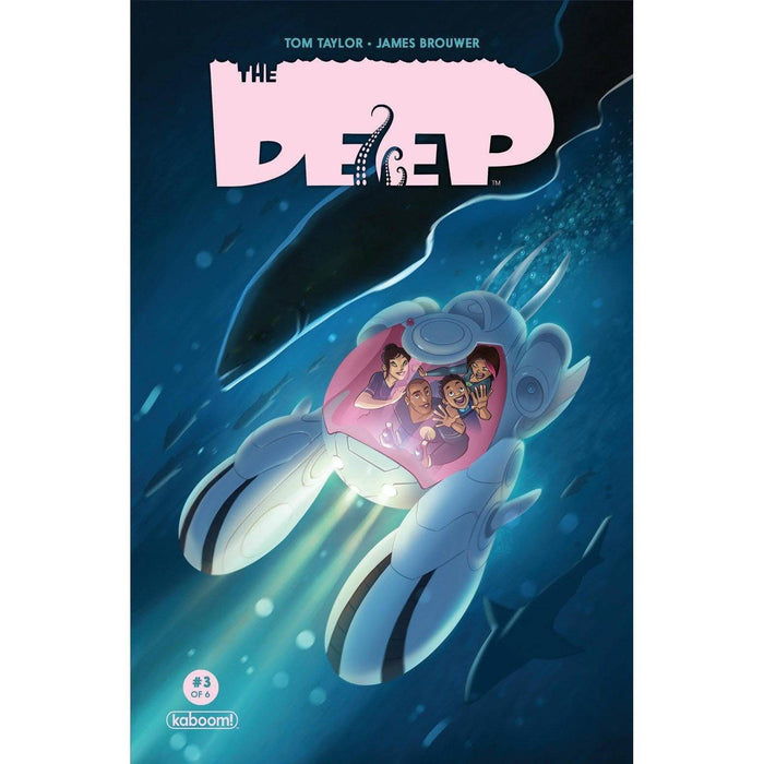 Deep #3-Georgetown Comics