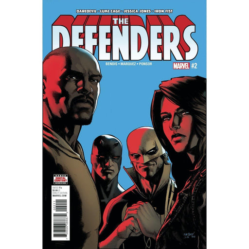 Defenders #2-Georgetown Comics
