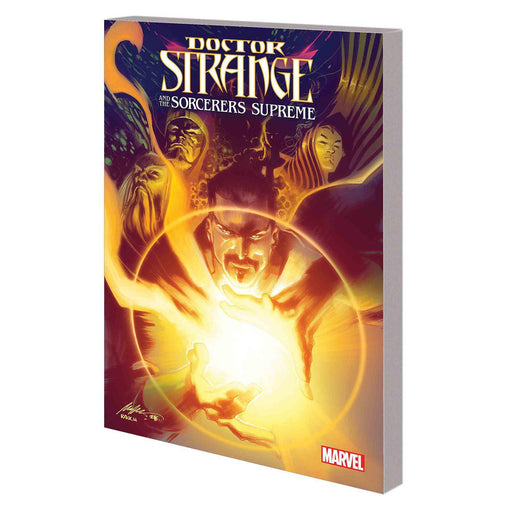 Doctor Strange And Sorcerers Supreme TP Vol 01 Out Of Time-Georgetown Comics