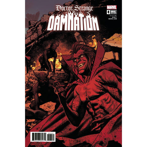 Doctor Strange Damnation #4 (Of 4) Smallwood Connecting Variant-Georgetown Comics