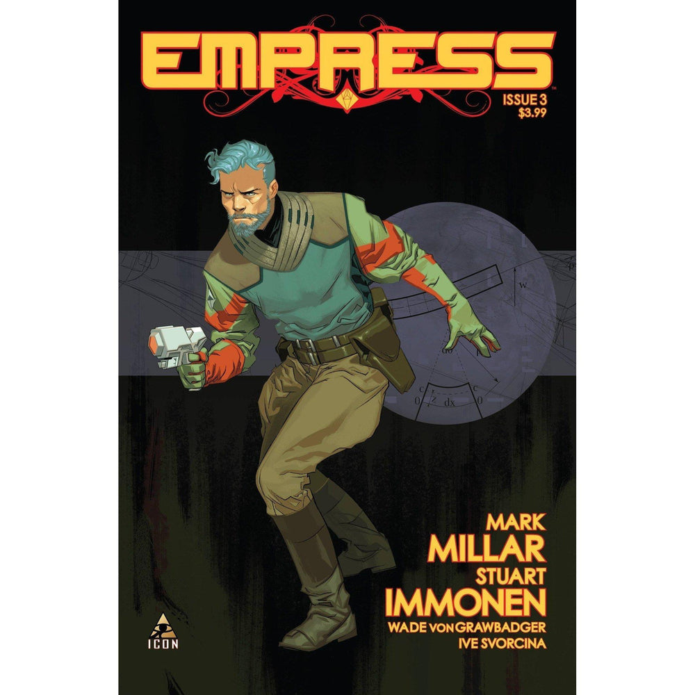 Empress #3 (of 7) Immonen Variant-Georgetown Comics
