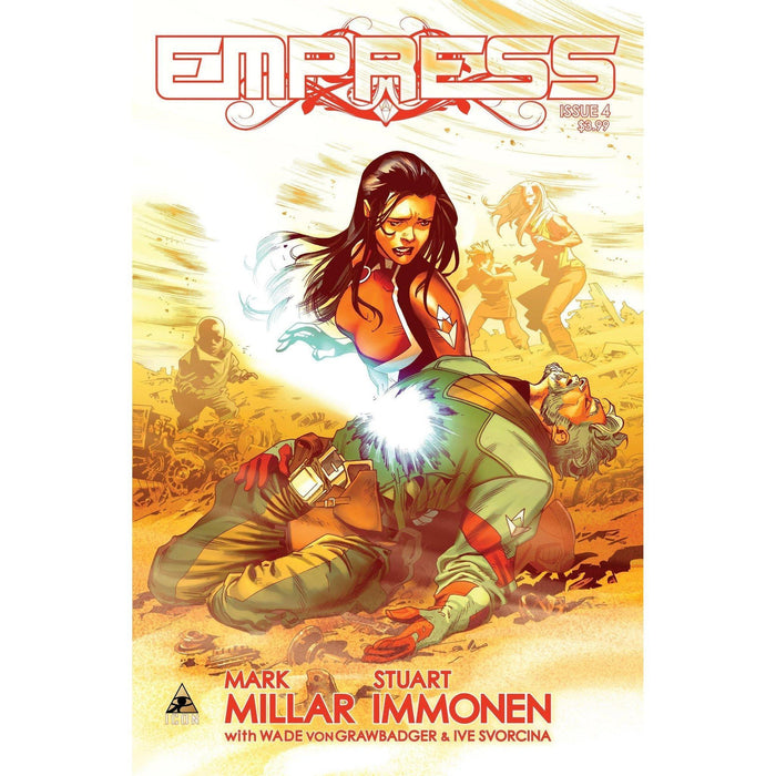 Empress #4 (of 7)-Georgetown Comics