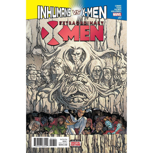 Extraordinary X-Men #17 Ivx-Georgetown Comics