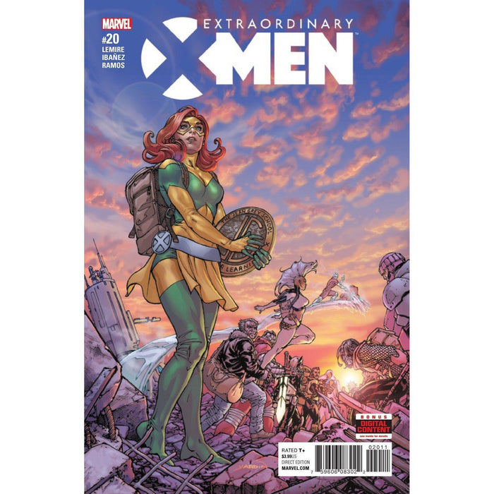 Extraordinary X-Men #20-Georgetown Comics
