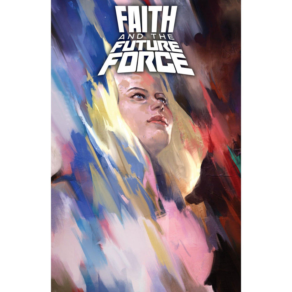 Faith And The Future Force #1 (Of 4) Cvr A Djurdjevic-Georgetown Comics