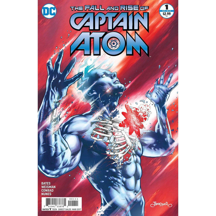 Fall And Rise Of Captain Atom #1 (Of 6)-Georgetown Comics