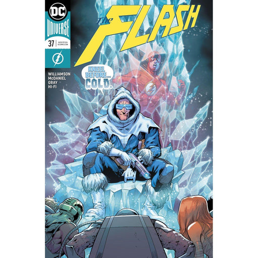 Flash #37-Georgetown Comics