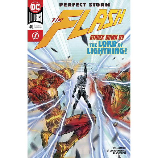 Flash #40-Georgetown Comics