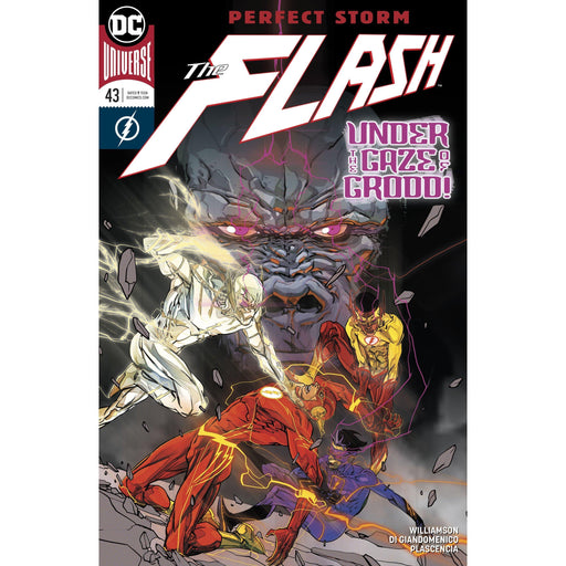 Flash #43-Georgetown Comics