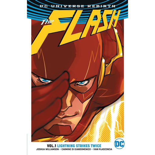 Flash TP Vol 01 Lightning Strikes Twice (Rebirth)-Georgetown Comics