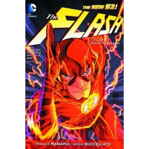 Flash TP Vol 01 Move Forward (N52)-Georgetown Comics