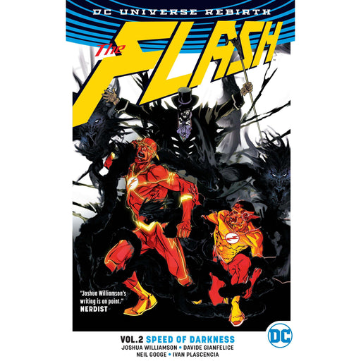 Flash TP Vol 02 Speed Of Darkness (Rebirth)-Georgetown Comics