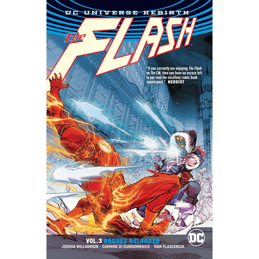 Flash TP Vol 03 Rogues Reloaded (Rebirth)-Georgetown Comics