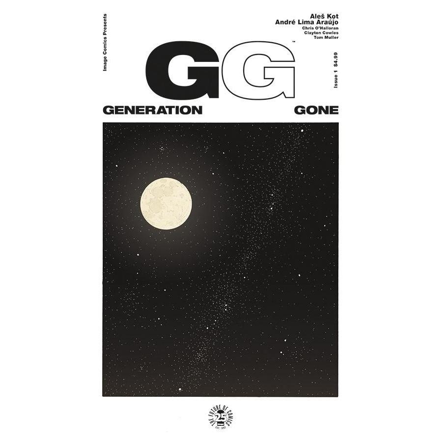 Generation Gone #1-Georgetown Comics