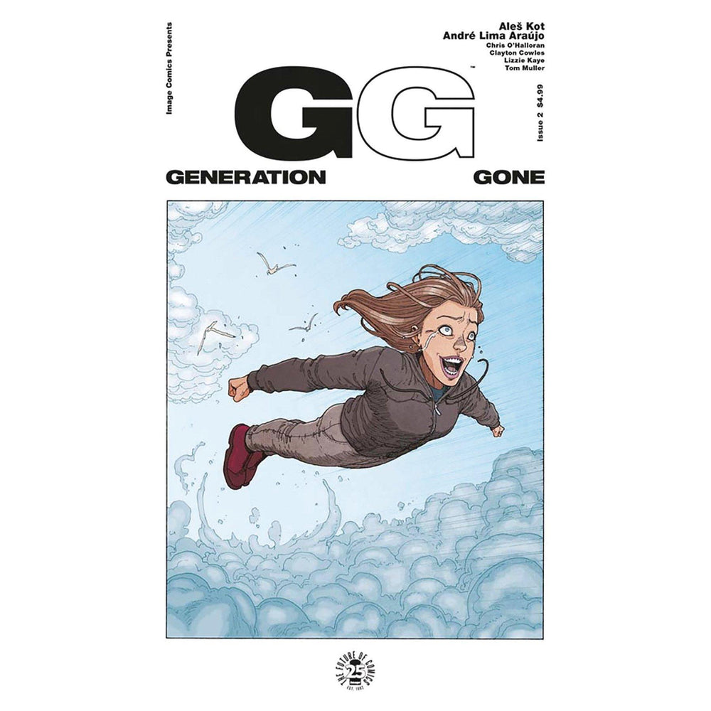 Generation Gone #2-Georgetown Comics