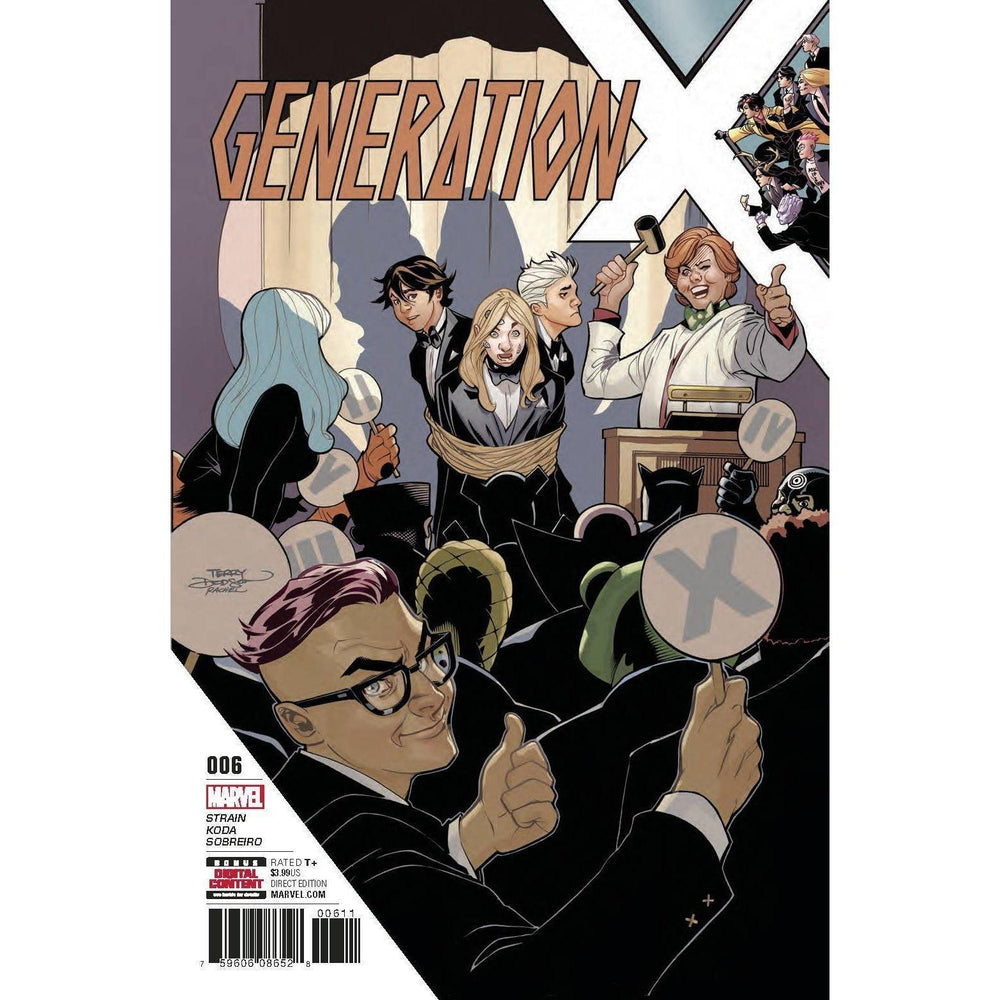 Generation X #6-Georgetown Comics