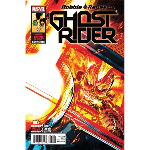 Ghost Rider #2-Georgetown Comics