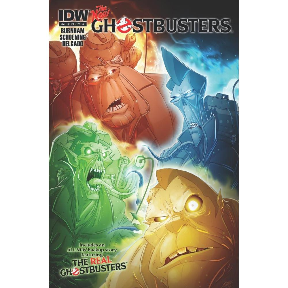 Ghostbusters 101 #4 (Of 6)-Georgetown Comics