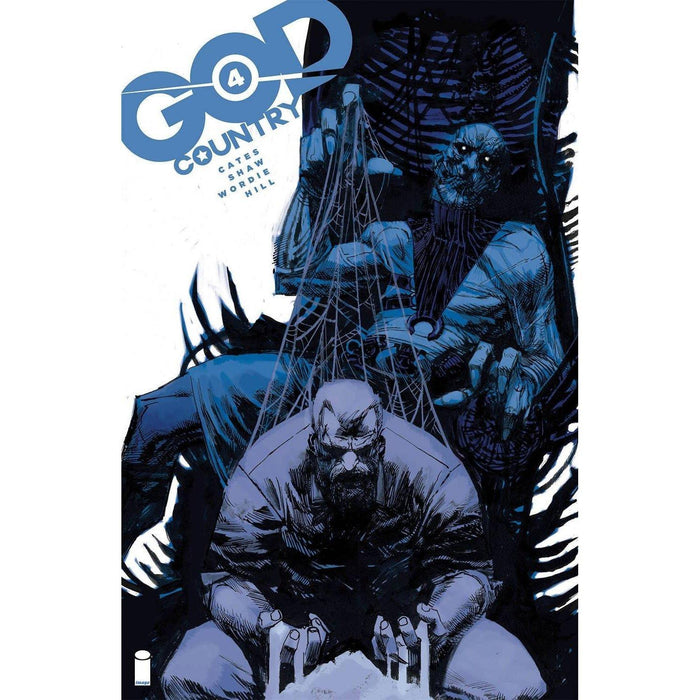 God Country #4 Cvr B Zaffino & Wordie-Georgetown Comics