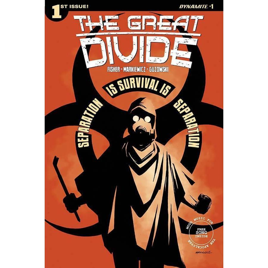 Great Divide #1 (of 6) Cvr B Markiewicz-Georgetown Comics