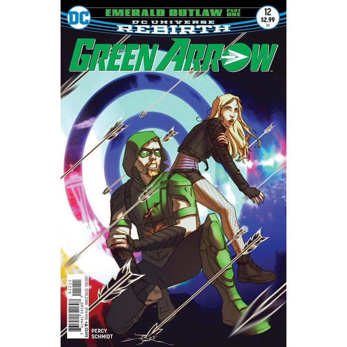 Green Arrow #12-Georgetown Comics
