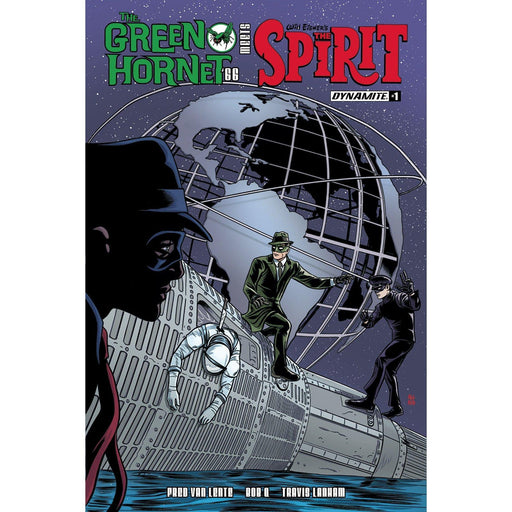 Green Hornet 66 Meets Spirit #1 (Of 5) Cvr A Allred-Georgetown Comics