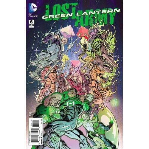 Green Lantern The Lost Army #6-Georgetown Comics