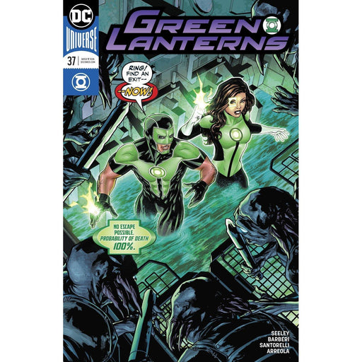 Green Lanterns #37-Georgetown Comics