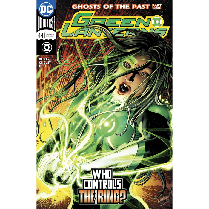 Green Lanterns #44-Georgetown Comics